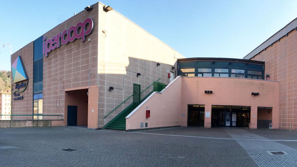 Centro Commerciale L'Aquilone - Genova