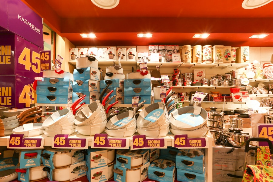 Kasanova genova centro commerciale l 39 aquilone - Casanova casalinghi ...