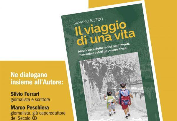 Presentazione libro Silvano Bozzo L'Aquilone Genova 31 gennaio 2018