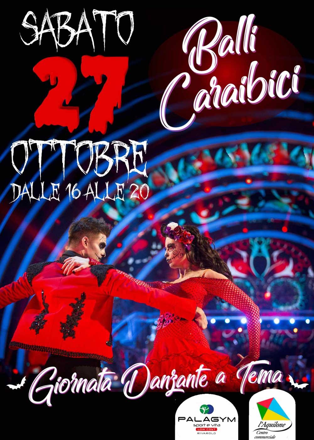 caraibici halloween 27 ottobre